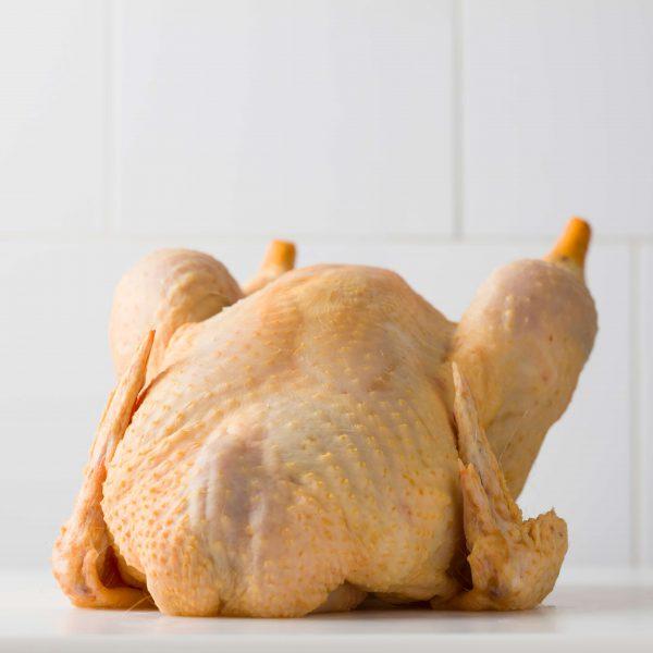 pollo entero casero
